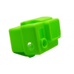 Urban Factory Silicon Cover for GoPro Hero/Hero 3+ (UGP28UF) - Green