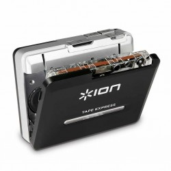 ION Tape Express Portable Analog To Digital Cassette Converter