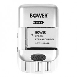 Bower Digital Wizard Universal Camera Battery Charger (XUUNI)