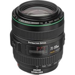 Canon EF Mount 70-300mm f/4.5-5.6 USM Lens