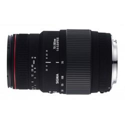 Sigma 70-300mm F4-5.6 APO DG Macro - Canon Mount