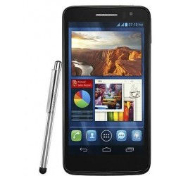 Alcatel Scribe HD 4GB 8MP Dual-SIM 3G LTE 5-inch Smartphone - Black