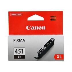 CANON Ink PGI 451BK XL for Inkjet Printing 1125 Page Yield - Black (Single Pack)
