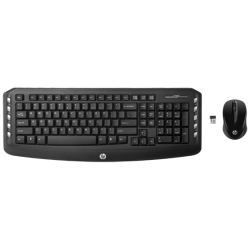 HP LV290A Keyboard + Wireless Mouse