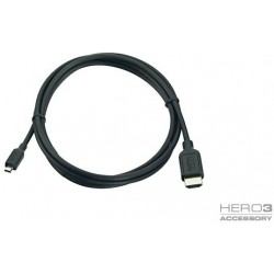 GoPro Hero 3 HDMI Cable