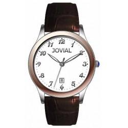 Jovial LR5209 Ladies Watch - Leather Strap