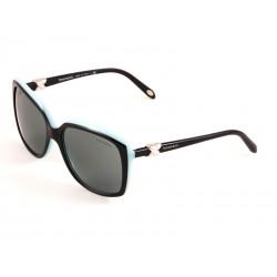 d1a957f9bd Tiffany   Co. 4076 Square Sunglasses For Women - Multicoloured Frames   Black  Lenses