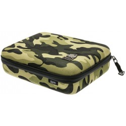 SP United 52036 GoPro Camouflage Case - Multicolor