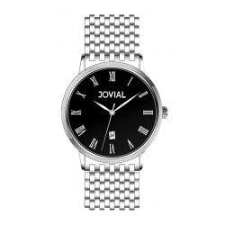 Jovial 5023-GSMQ-03 Gents Watch - Metal Strap