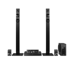 Panasonic SC-XH166 5.1 DVD Home Theater System - 300W