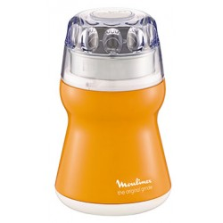 Moulinex AR1100 Coffee Grinder - 180 watts - Orange