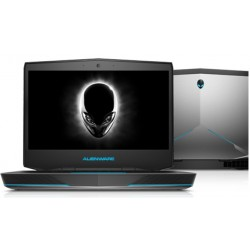Dell M14 Alienware GeForce GT 765M 2GB Core i7 16GB 256GB SSD 1TB HDD 14-inch Gaming Laptop - Black