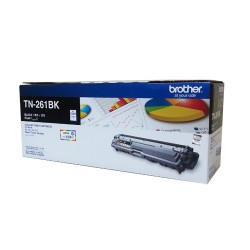 BROTHER Toner TN261B for LaserJet Printing 2500 Page Yield - Black (Single Colour Pack)