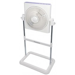 Panasonic  Stand Fan with 8 Hour Timer 12-inch F-30SSZNBGSLH