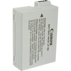 Canon LP-E8 1120 mAh Rechargeable Lithium-Ion Battery