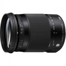 Sigma 18-300mm F3.5-6.3 DC Macro OS HSM Lens - Canon Mount