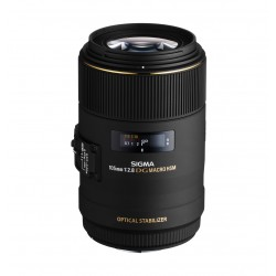 Sigma 105mm f2.8 DG Macro OS HSM Lens - Nikon Mount