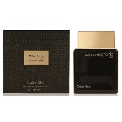 Calvin Klein Liquid Gold Euphoria Perfume for Men 100ml
