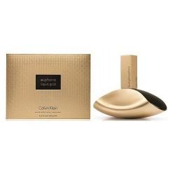 Calvin Klein Liquid Gold Euphoria Perfume for Women 100ml
