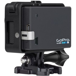 GoPro USB Battery BacPac for GoPro Hero 4 (ABPAK-401) - Black