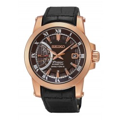 Seiko RG016 Gents Watch - Leather Strap