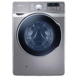 Samsung Front Loading 18kg/10kg Washer/Dryer - WD18H7300KP - Silver