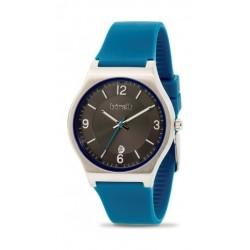 Borelli Quartz 41mm Analog Gent's Metal Watch - 20050649