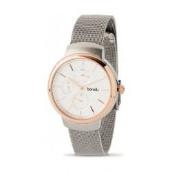 Borelli Quartz 36mm Analog Ladies Metal Watch - 20050672