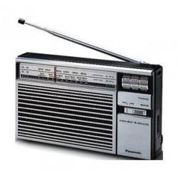 Panasonic R-218R  Analog Radio MW/SW
