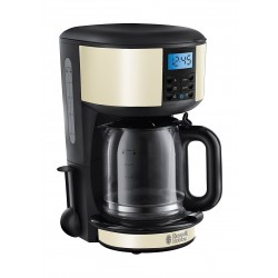 Russell Hobbs 1.25 Liters Coffee Maker (20683) - Silver