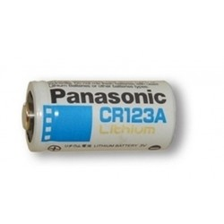 Panasonic Lithium Battery (CR-123A/1BE)