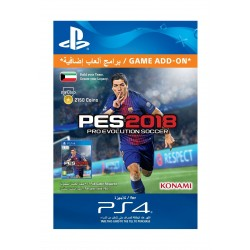 Pro Evolution Soccer 2018 MyClub 2150 Coins