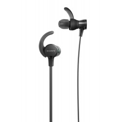 Sony Extra Bass Sports In-Ear Wired Headphone (4DR-XB510AS) - Black 1st view
