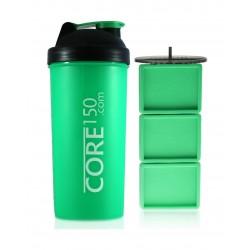 Core 150 Attitude Protein Shaker Bottle – Green