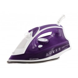 Russell Hobbs Steam Iron 2400 Watts 300ml (23060) - Purple