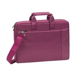 RivaCase 8231 Central 15.6-inch Laptop Bag - Purple