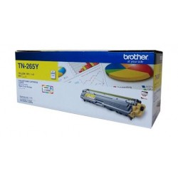 BROTHER Toner TN261Y for LaserJet Printing 1400 Page Yield - Yellow (Single Colour Pack)