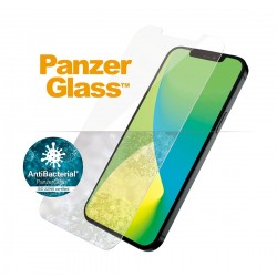 PanzerGlass iPhone 12 Mini Standard Glass Screen Protector (2707) - Clear
