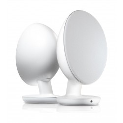 KEF EGG Wireless Digital Music System - White 1st view