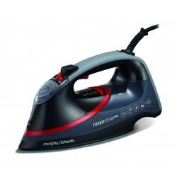 Morphy Richards Turbosteam Pro Ionic Steam Iron 3100W (303105) - Black