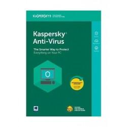 Kaspersky Anti Virus 2018 - 4 User