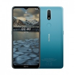 Nokia 2.4 64GB Dual Sim Phone – Blue