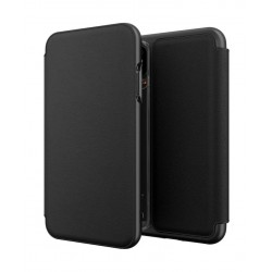 Gear4 Oxford Leather iPhone XS Max  Case (32954) - Black