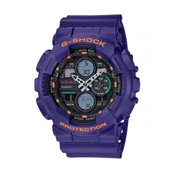 Casio G-Shock GA-140-6A Gent's Risen Sports Watch