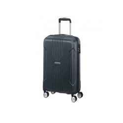 American Tourister Tracklite 55CM Spinner Hard Luggage (34GX08801) - Dark Slate