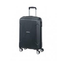 American Tourister Tracklite 67CM Spinner Hard Luggage (34GX08802) - Dark Slate