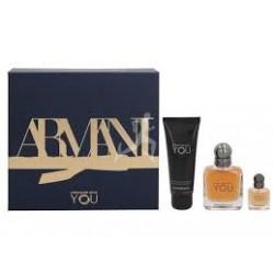 EMPORIO ARMANI Stronger With You - Eau De Toilette Gift Set
