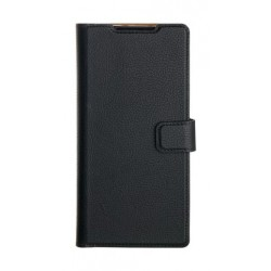 Xquisit Slim Wallet Case For Galaxy Note 10 Pro (37051) - Black