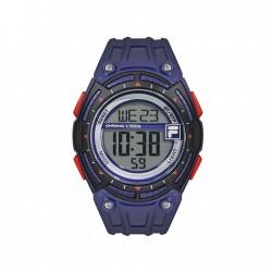 Fila 46mm Gent's Digital Rubber Sports Watch (38-130-001)