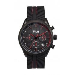 FILA 45mm Chronograph Silicon Watch - 38168101